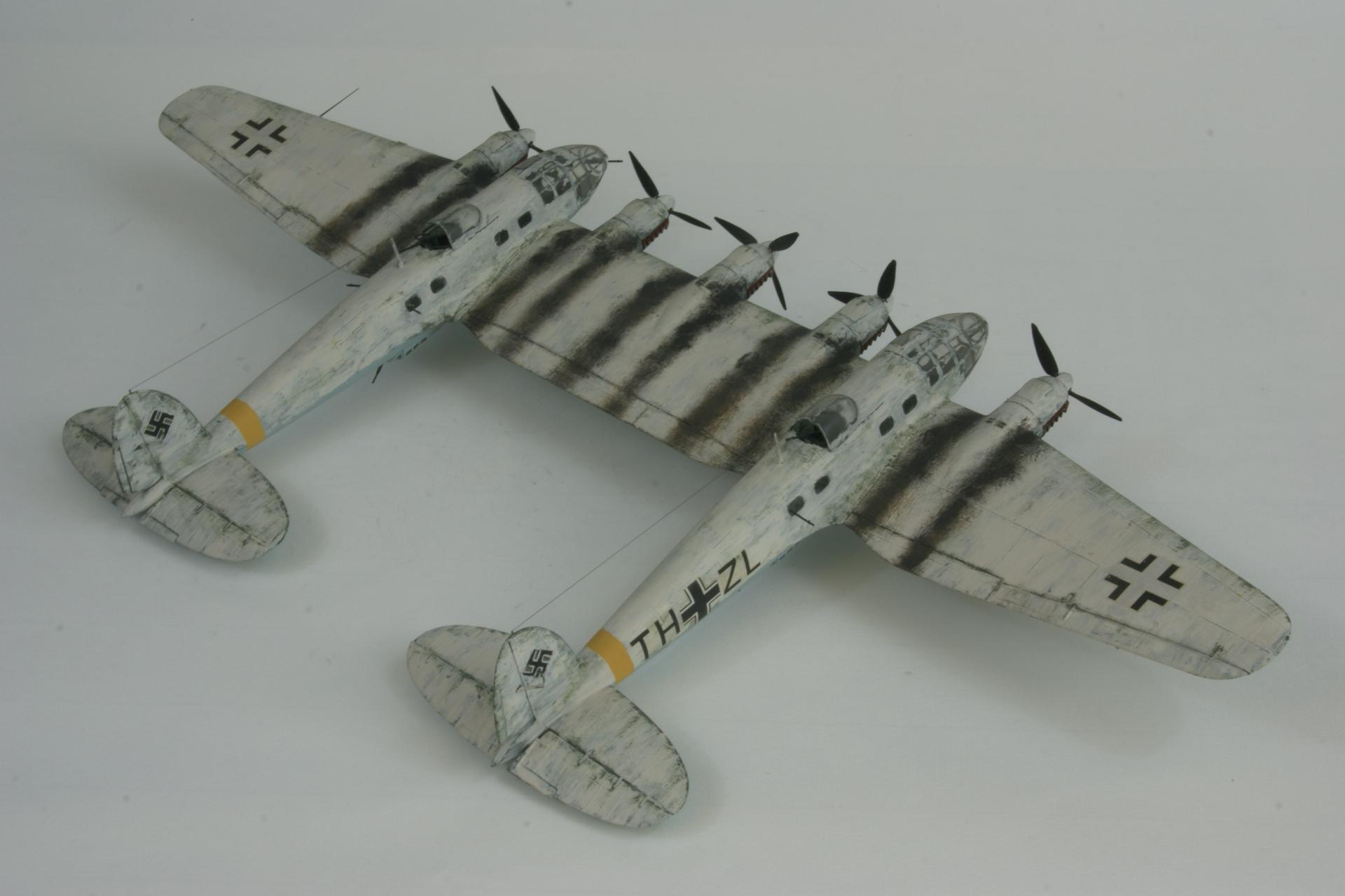 Heinkel 111z 4