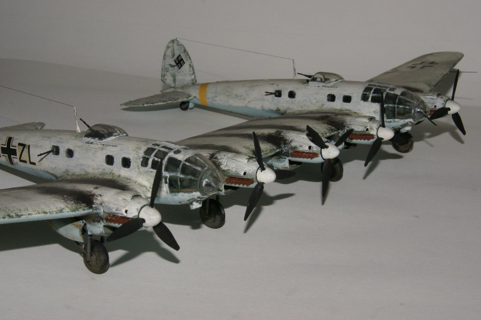 Heinkel 111z 5