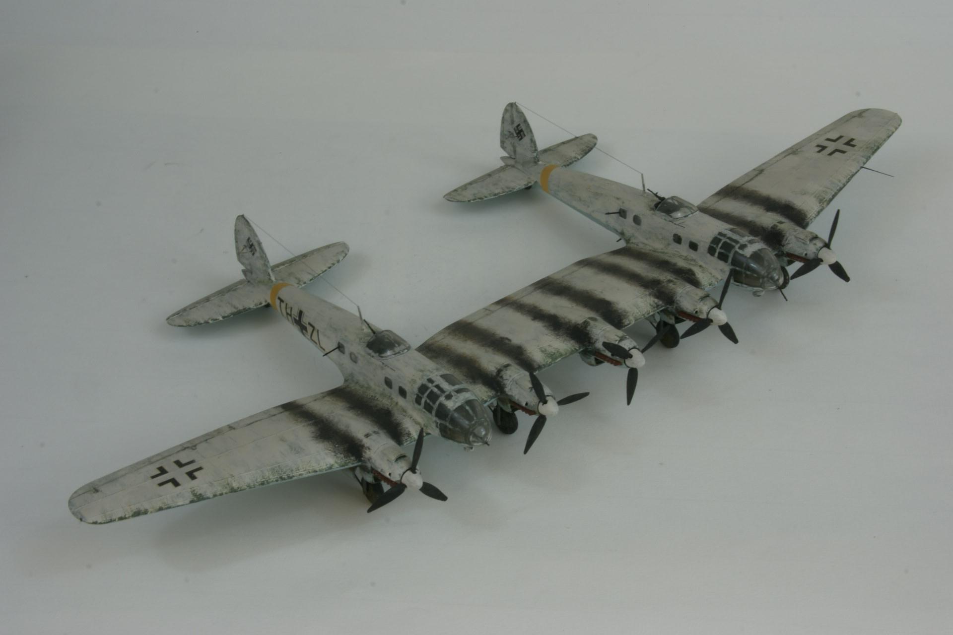 Heinkel 111z 6