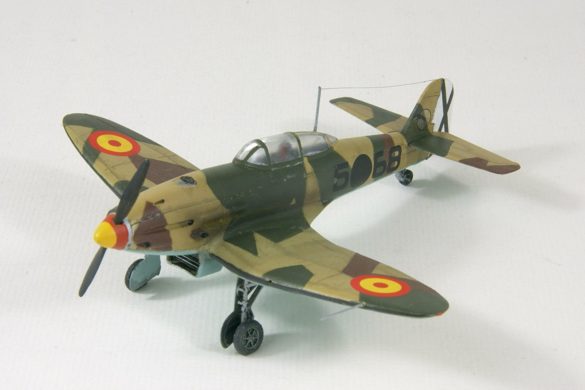 Heinkel 112b 0