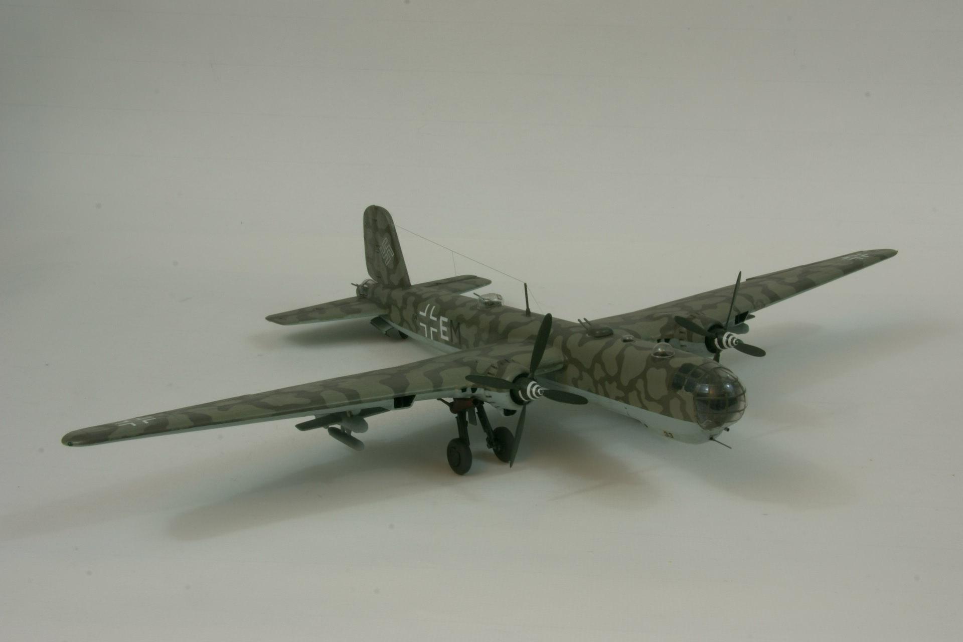 Heinkel 177a 5 2