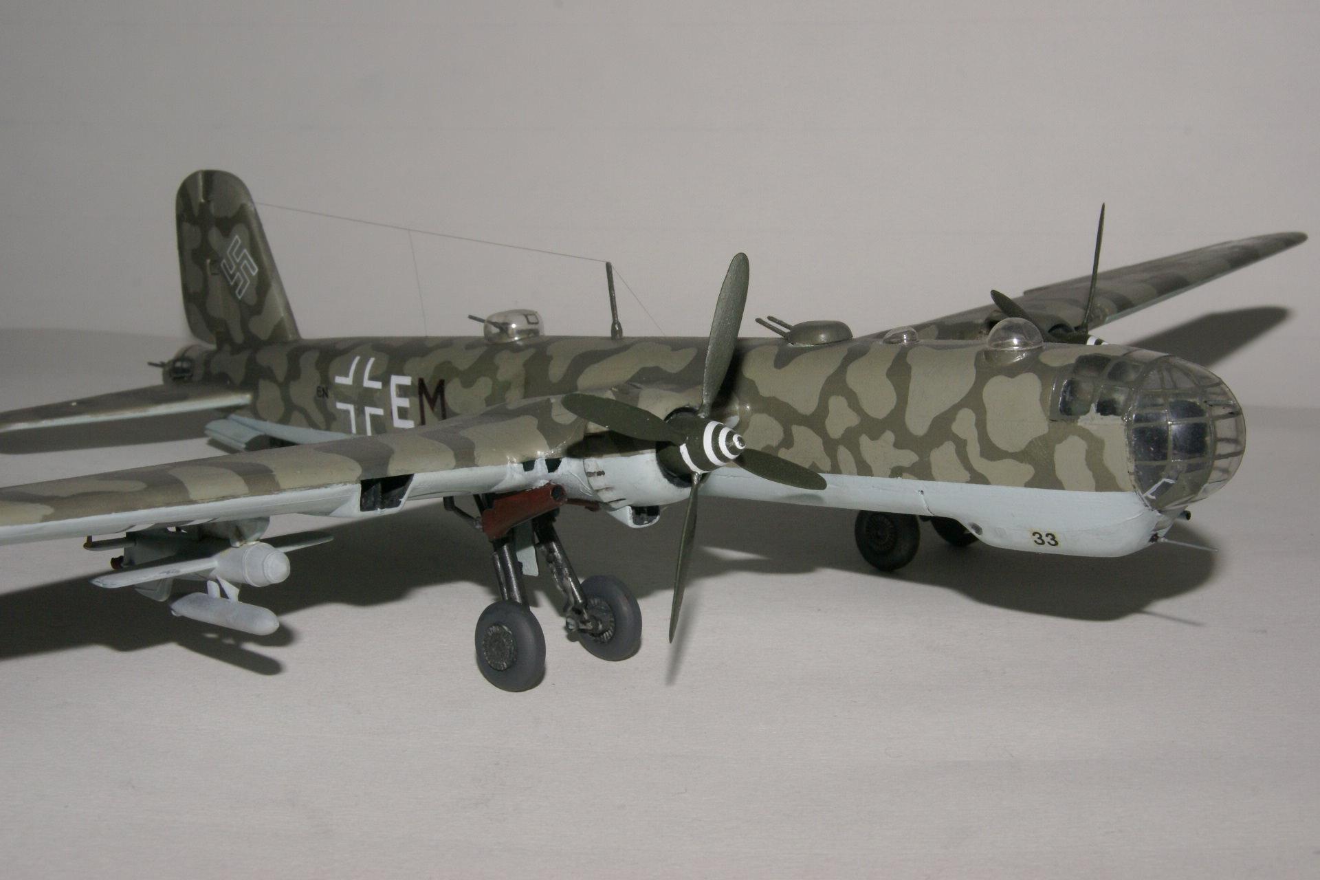 Heinkel 177a 5 7