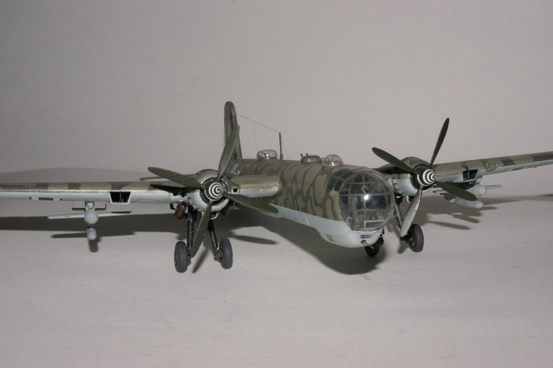 Heinkel 177a 5 8