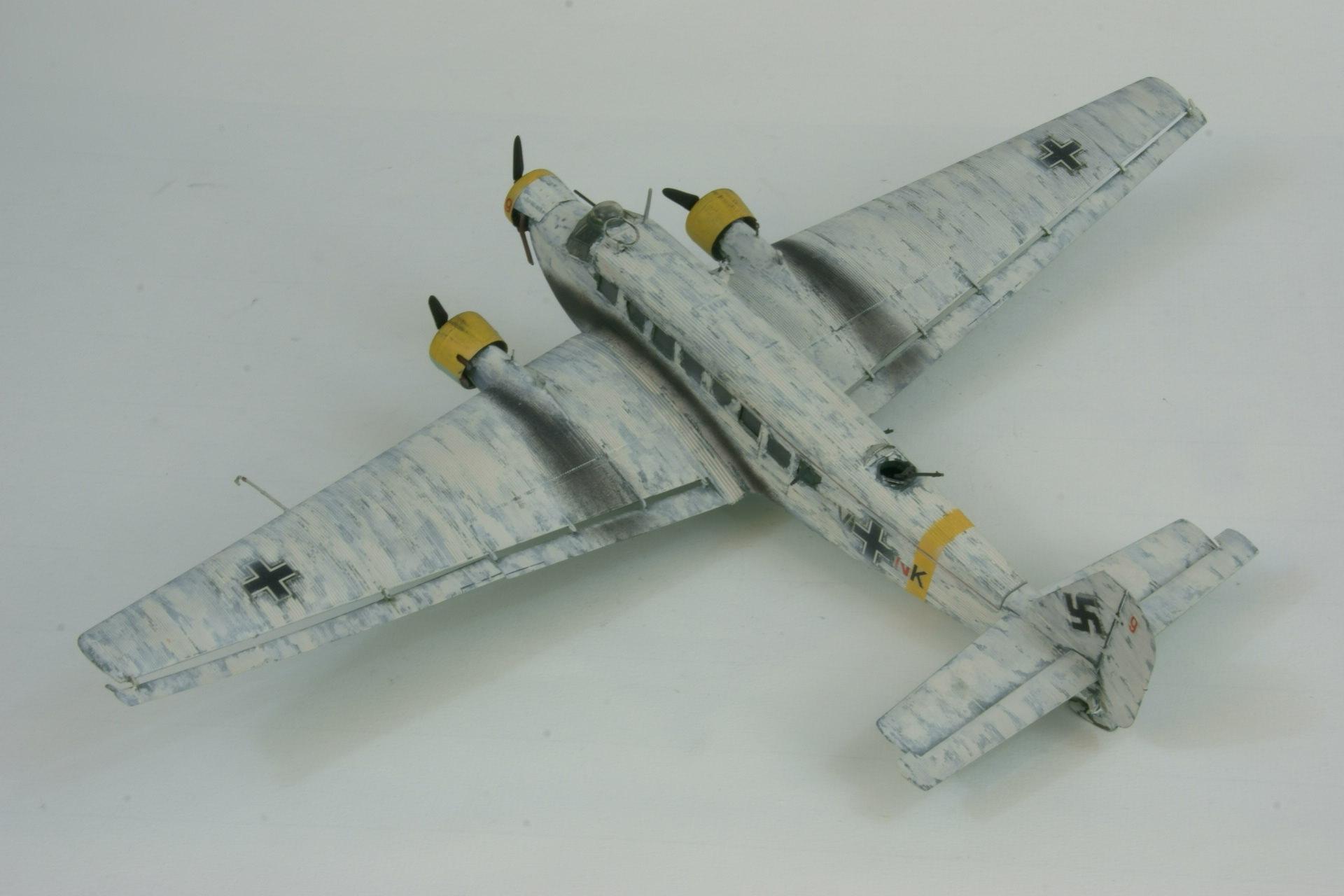 Junkers 52 3m9e 1