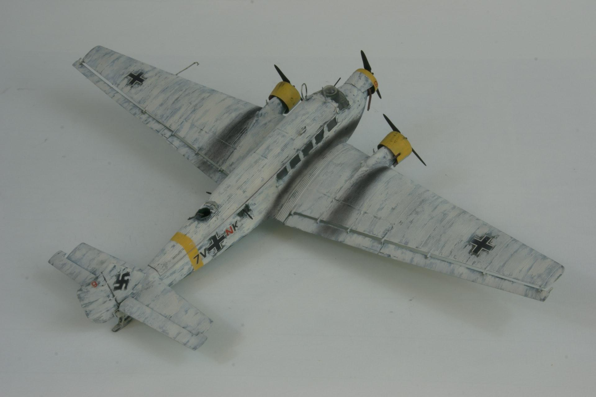 Junkers 52 3m9e 2