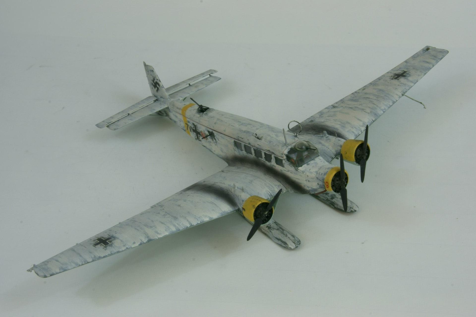 Junkers 52 3m9e 3