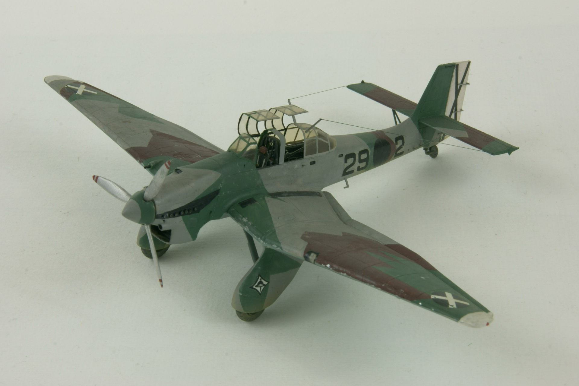 Junkers 87a 2