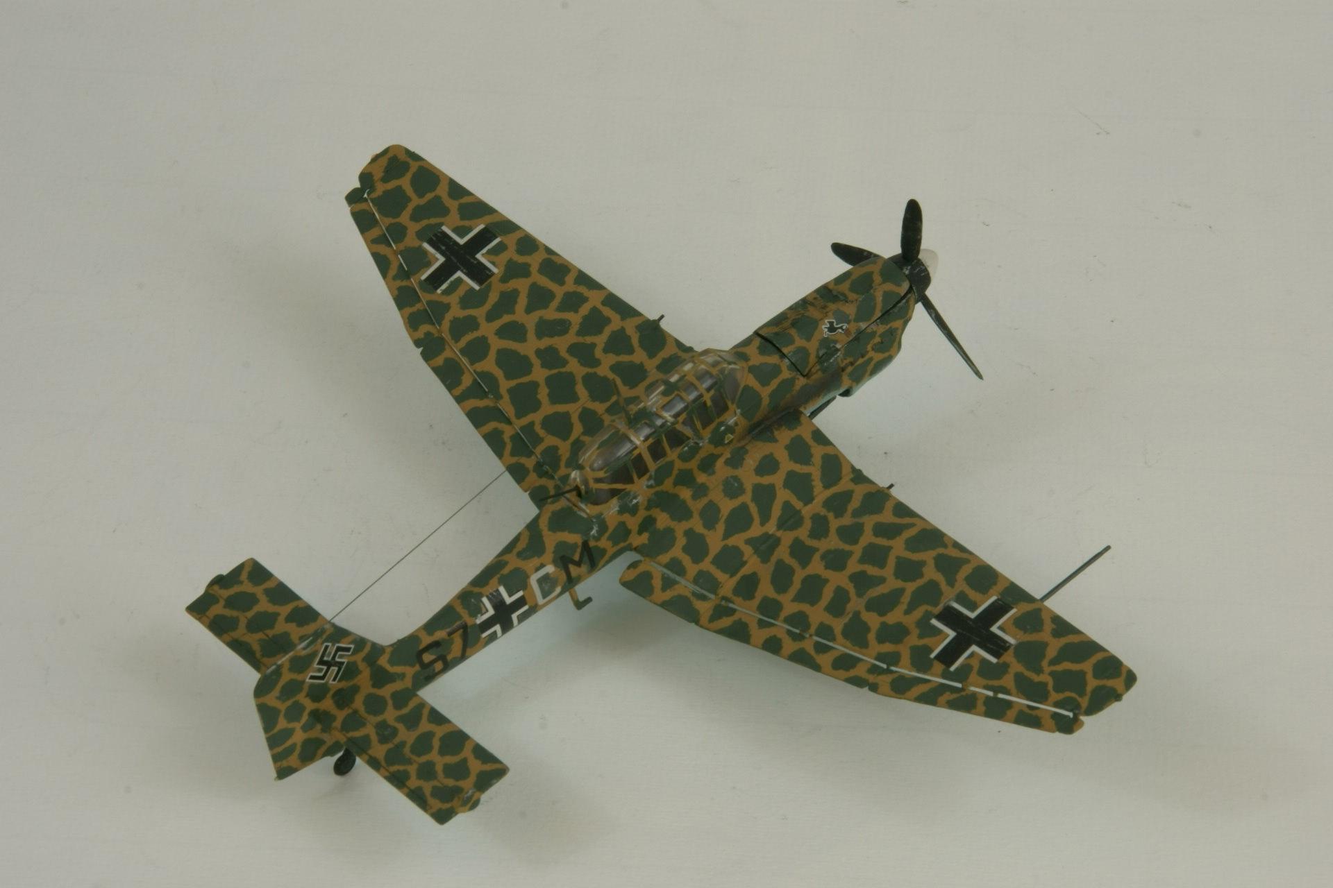 Junkers 87b 2 trop 3