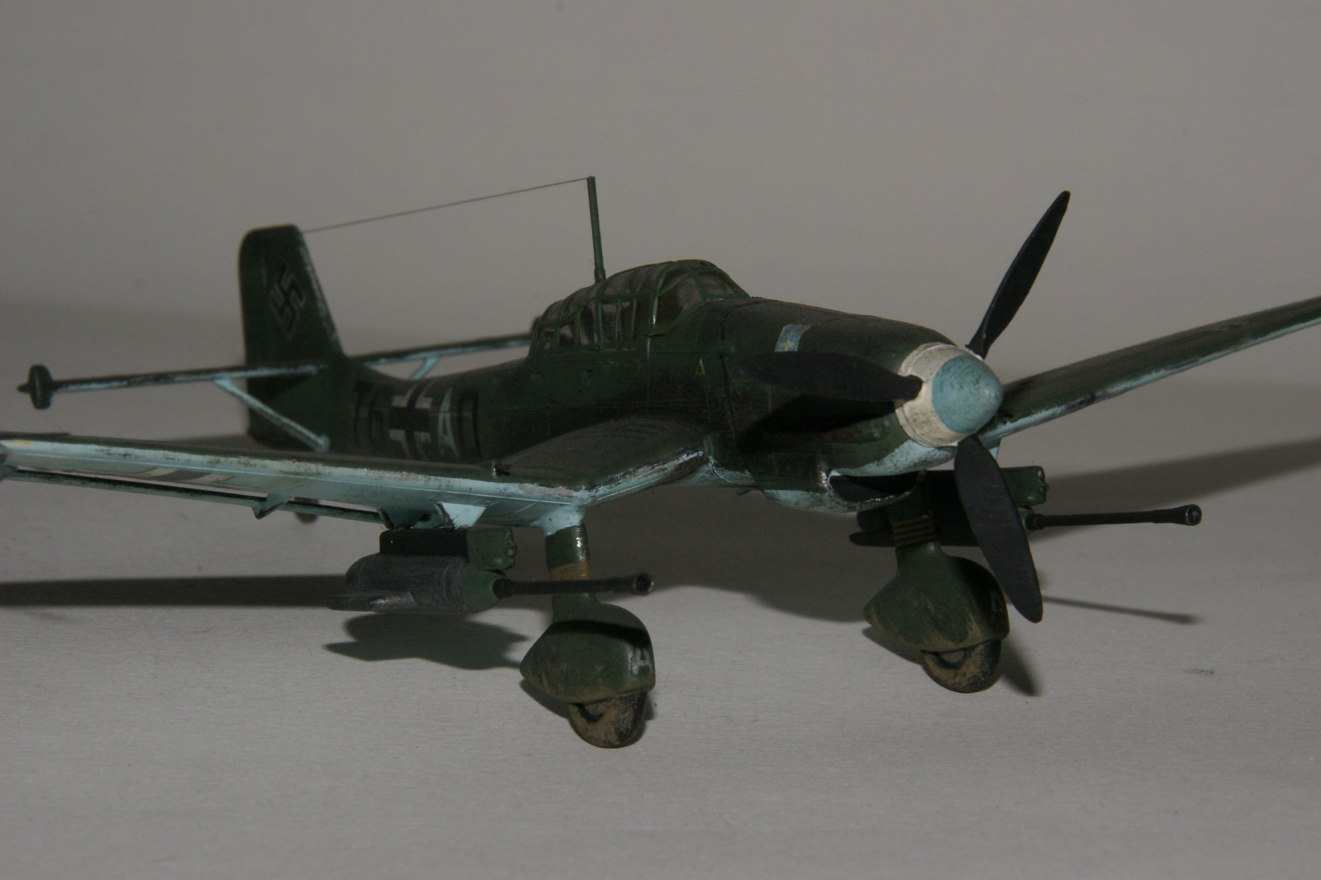 Junkers 87g 2 5