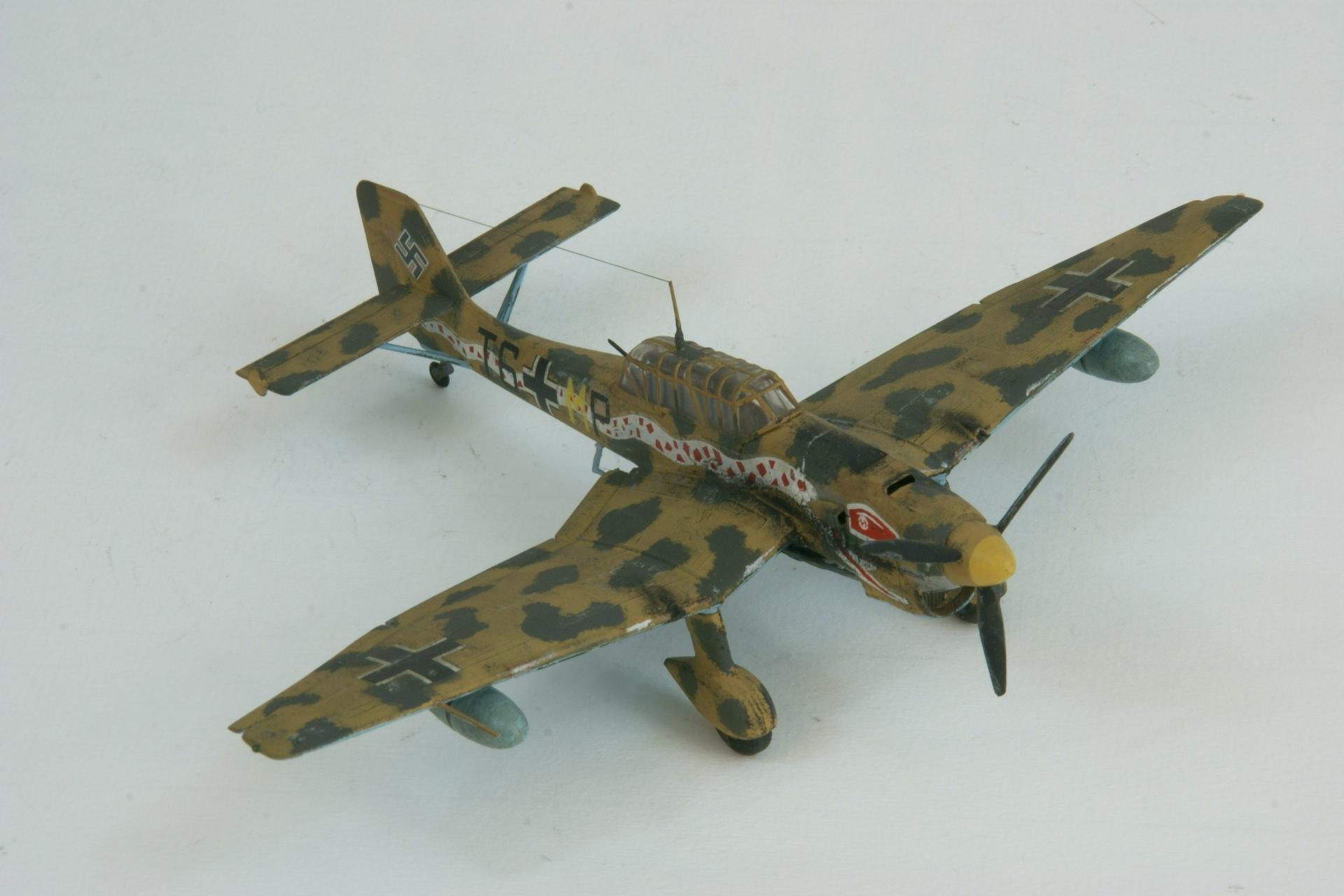 Junkers 87r 2 trop 4