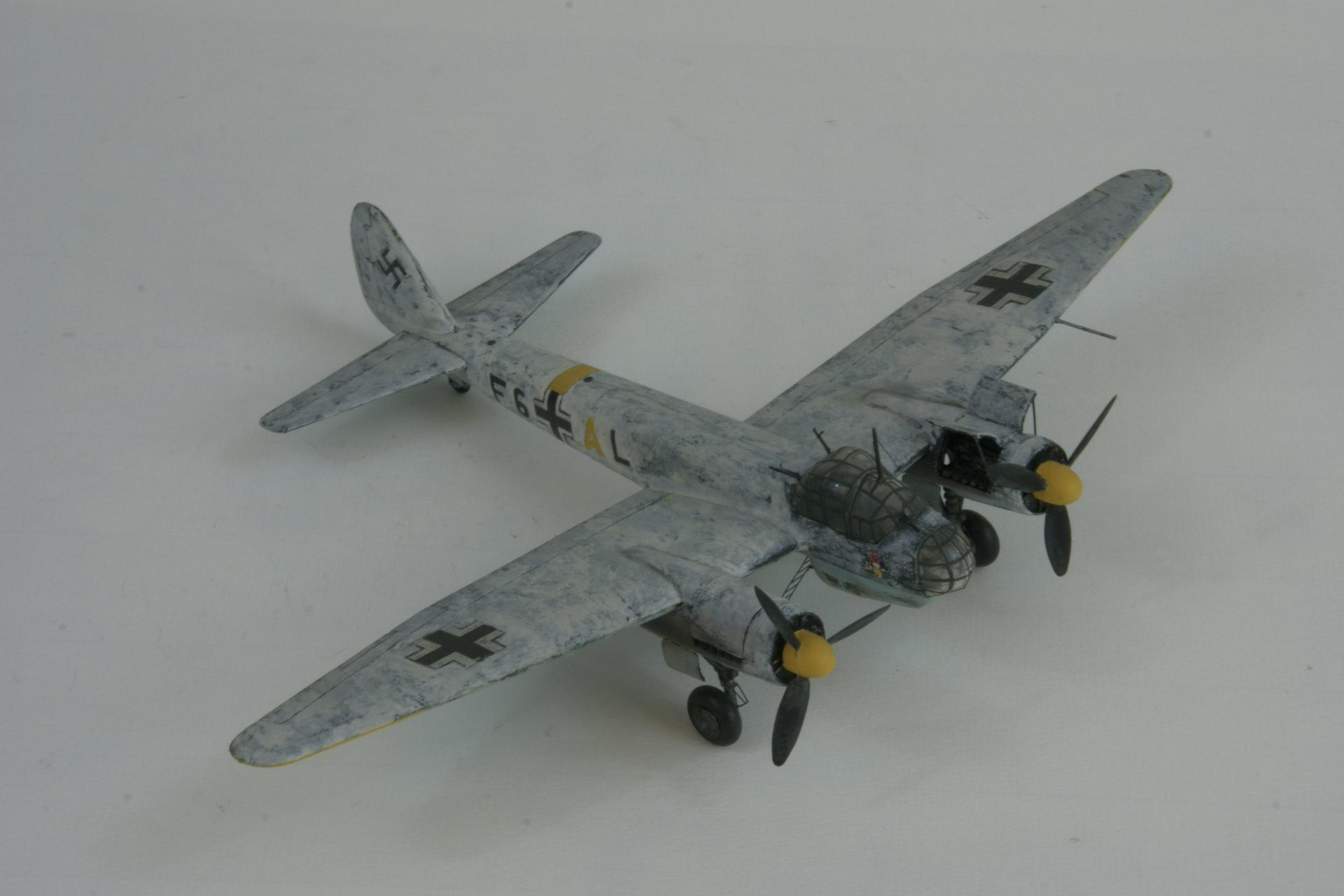 Junkers 88d 1 4
