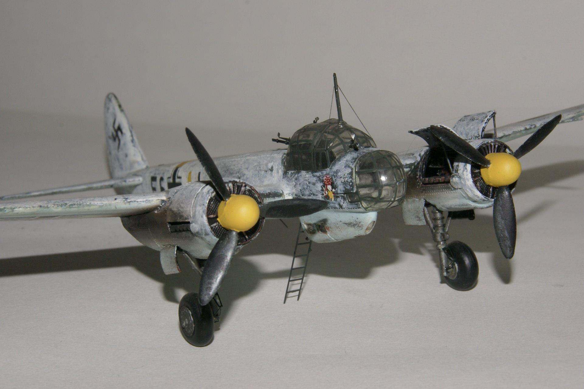 Junkers 88d 1 6
