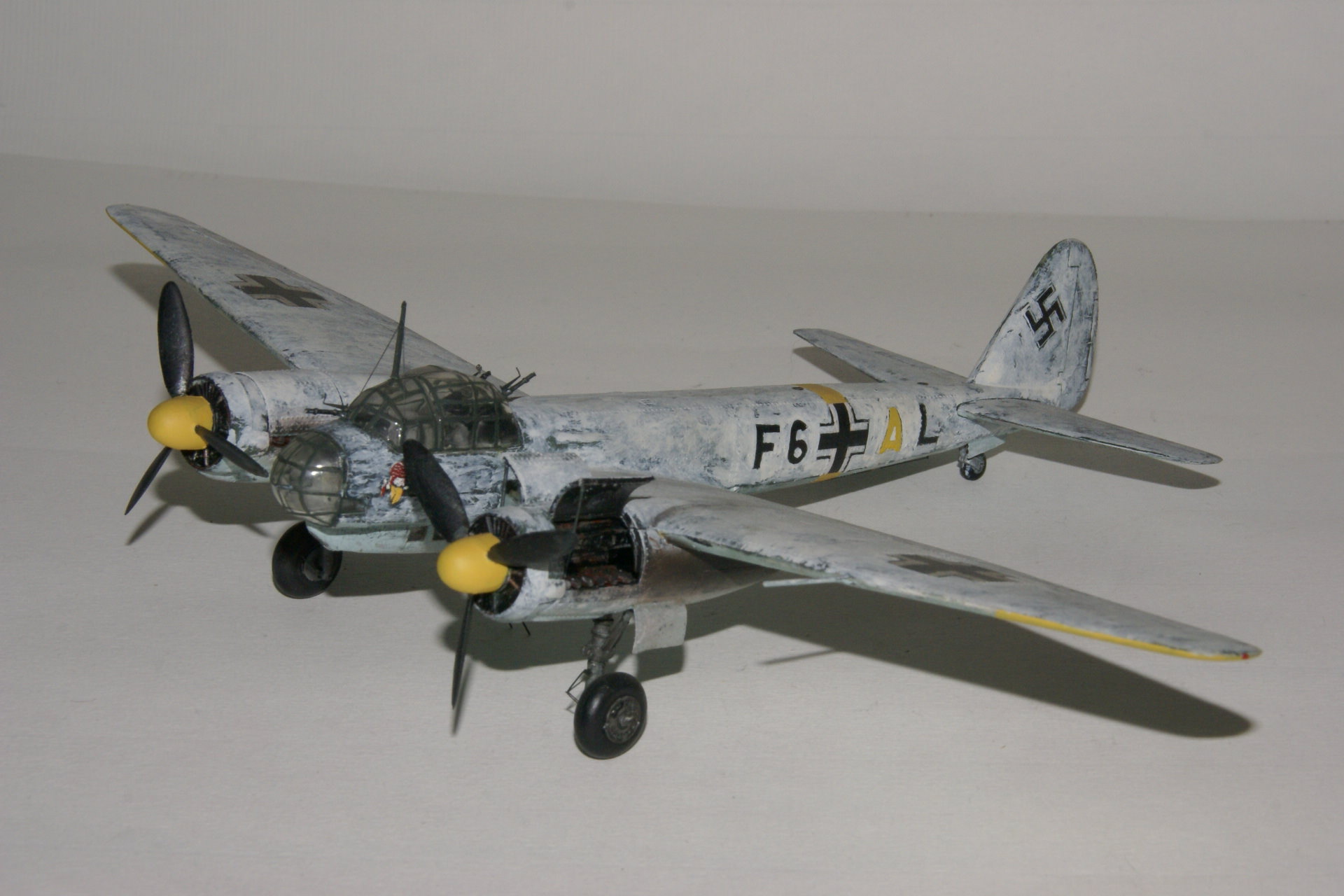 Junkers 88d 1 7