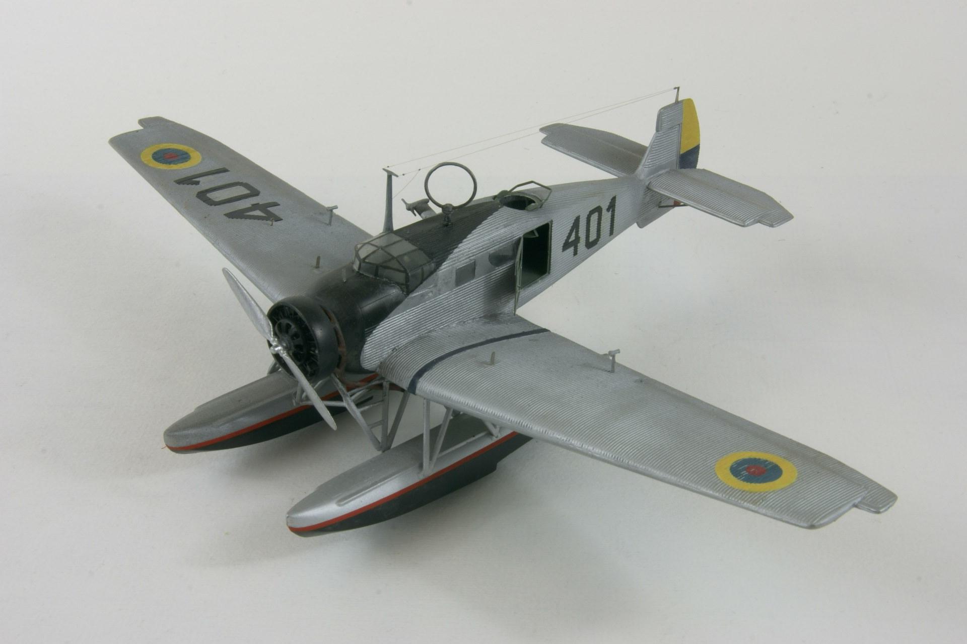 Junkers w 34 k43