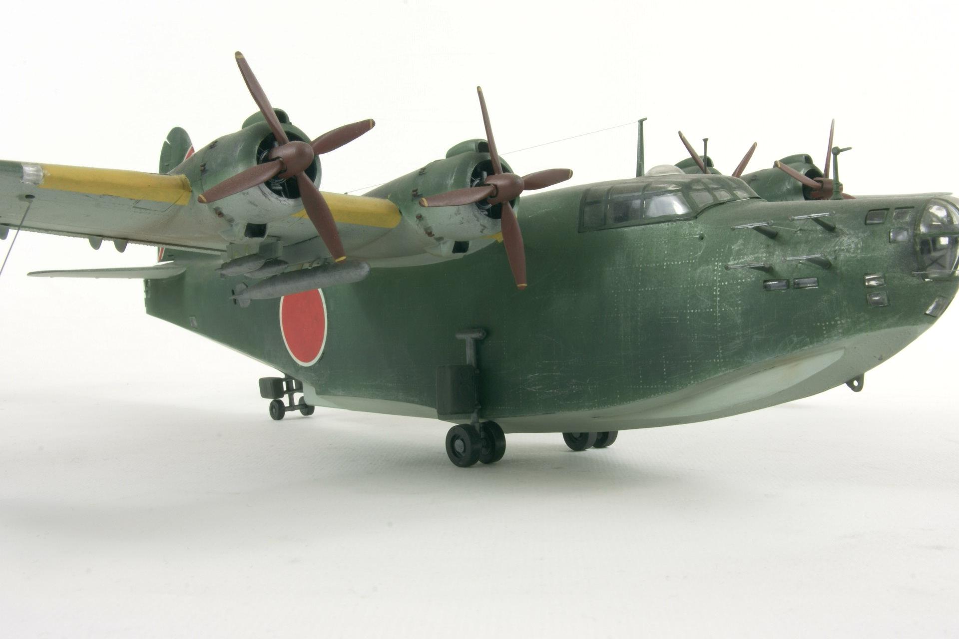 Kawanishi h8k2 model 2 2 emily 4 1