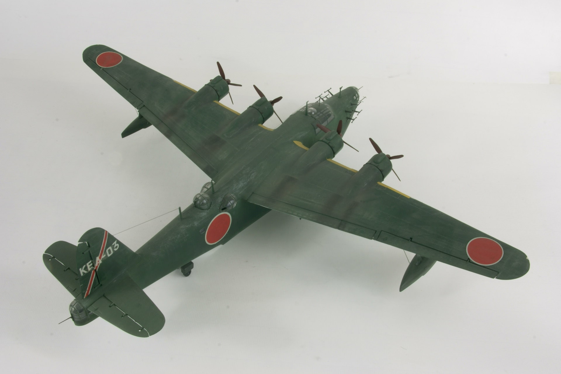 Kawanishi h8k2 model 2 2 emily 9