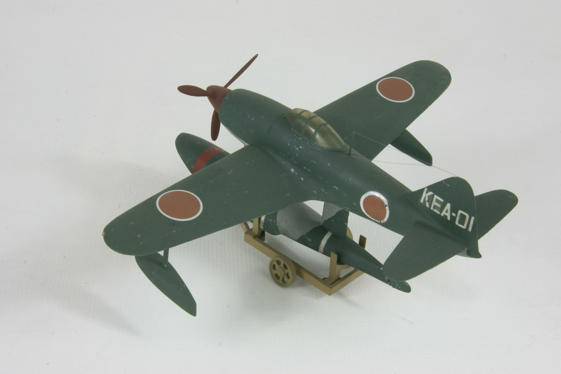 Kawanishi n1k1 rex 2 1