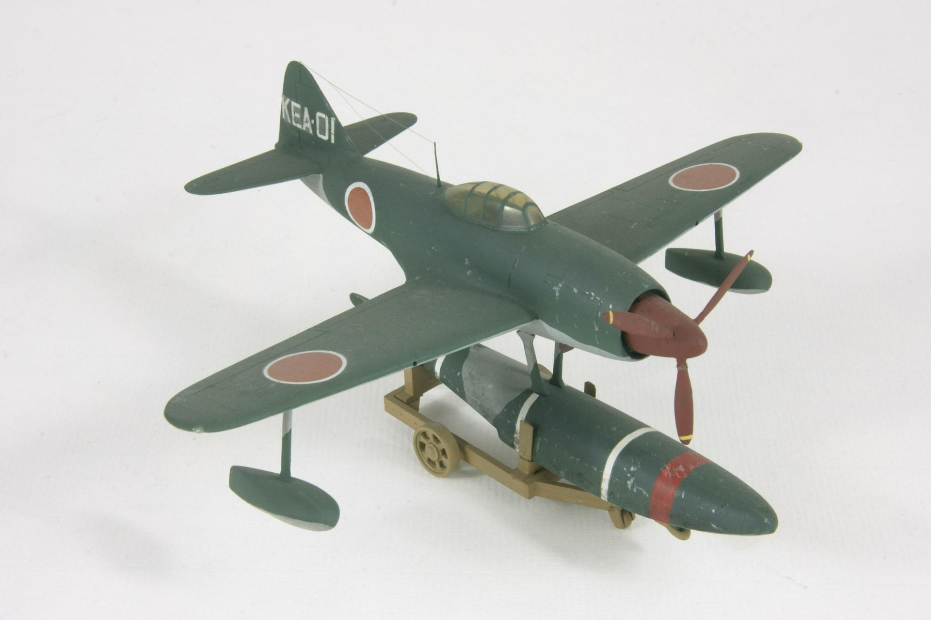 Kawanishi n1k1 rex 4 1