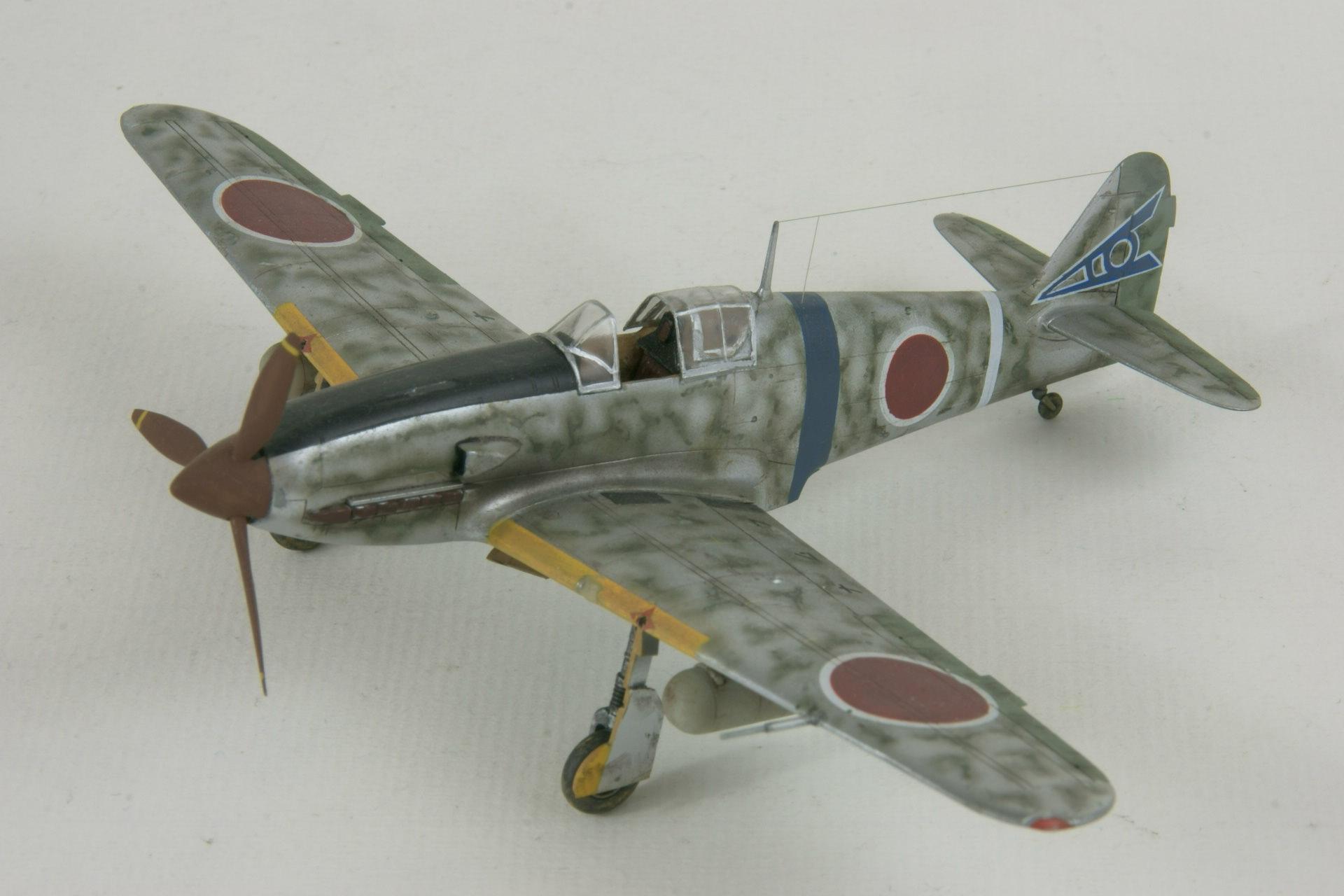 Kawasaki ki 61 ic tony 1 1