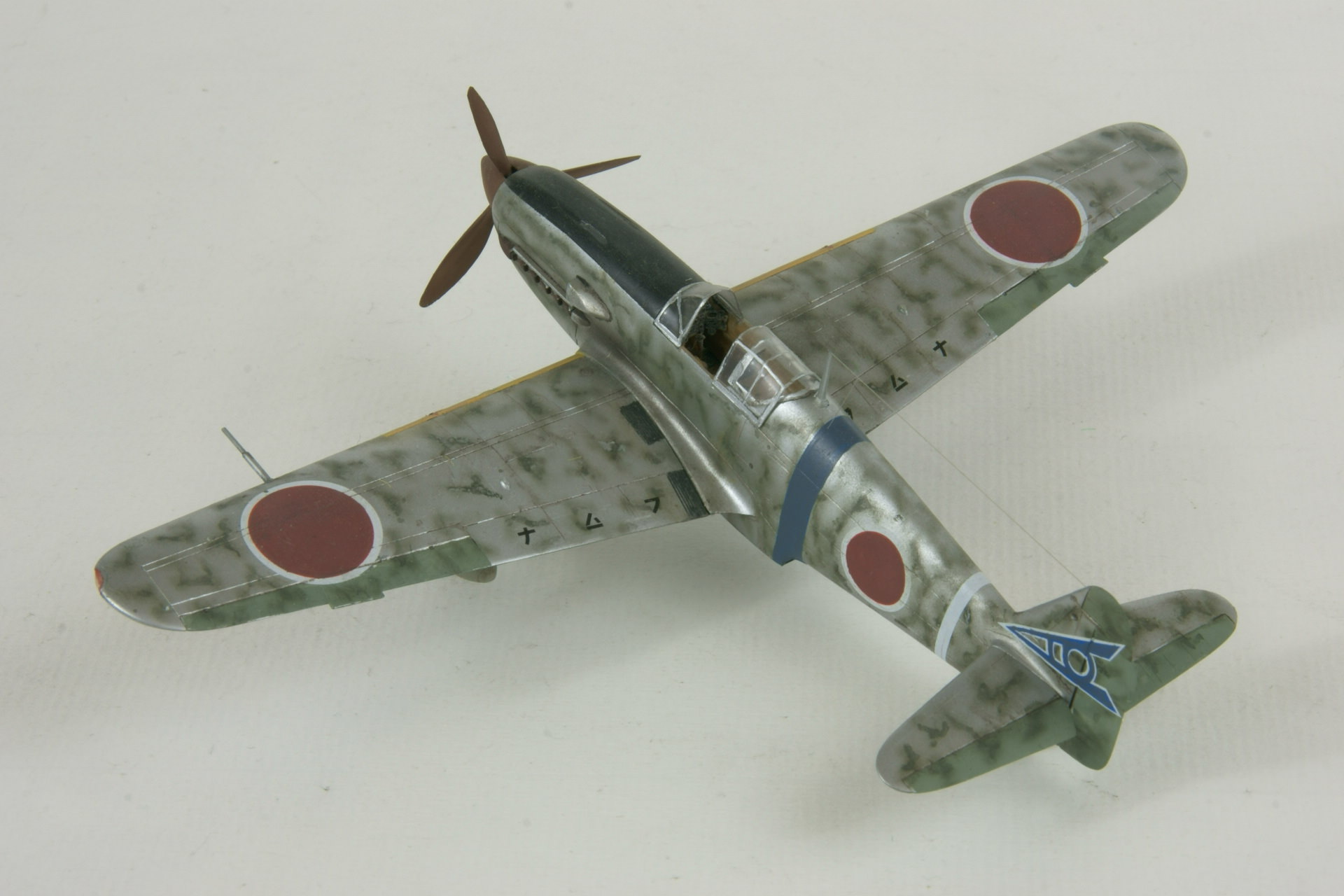 Kawasaki ki 61 ic tony 2 1