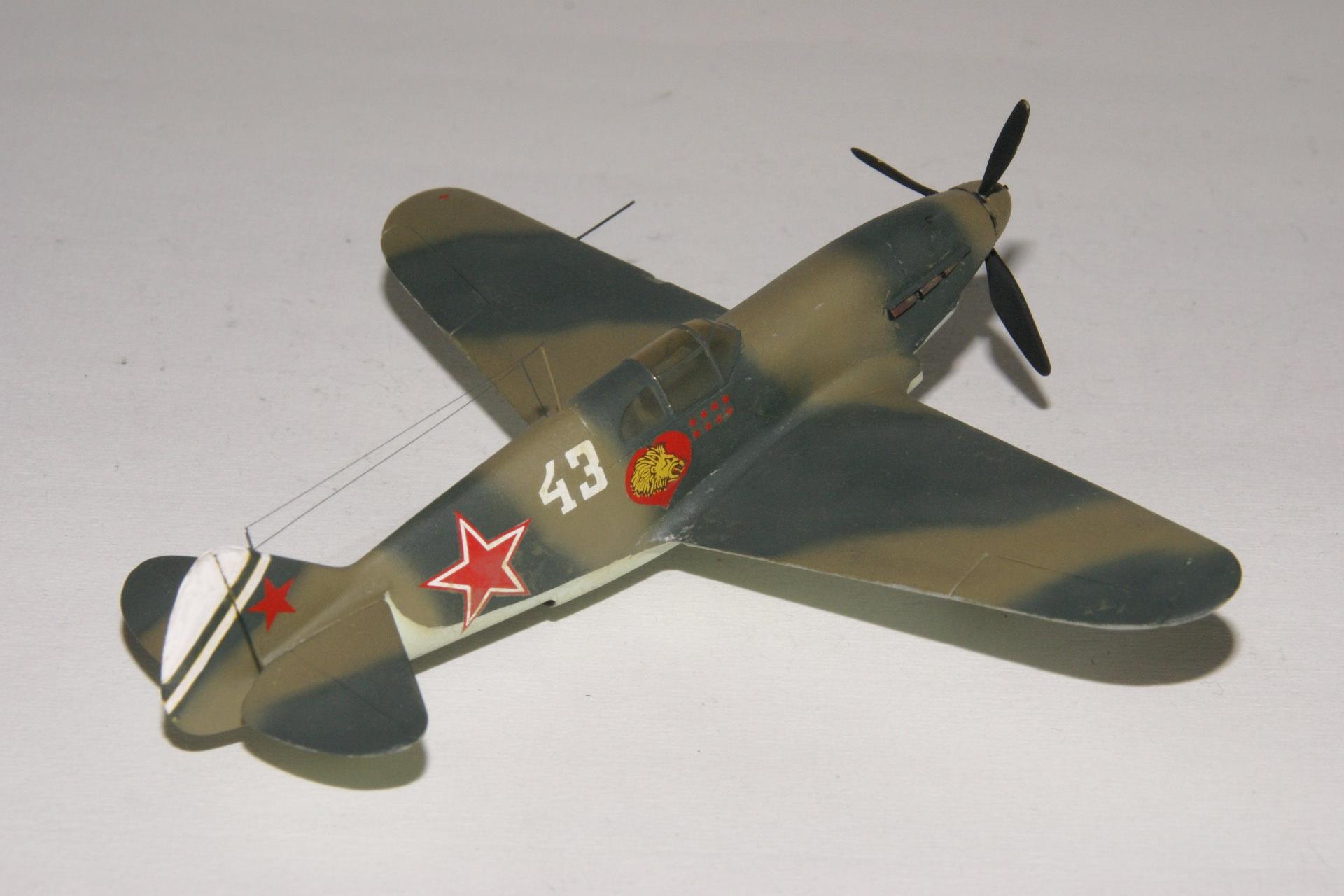 Lavochkine lagg 3 series 35 4