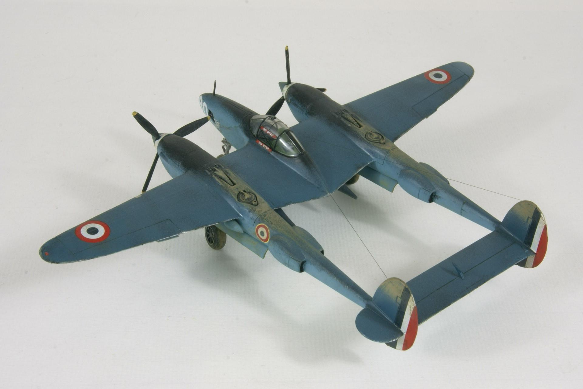 Lockheed f 5a 2 2