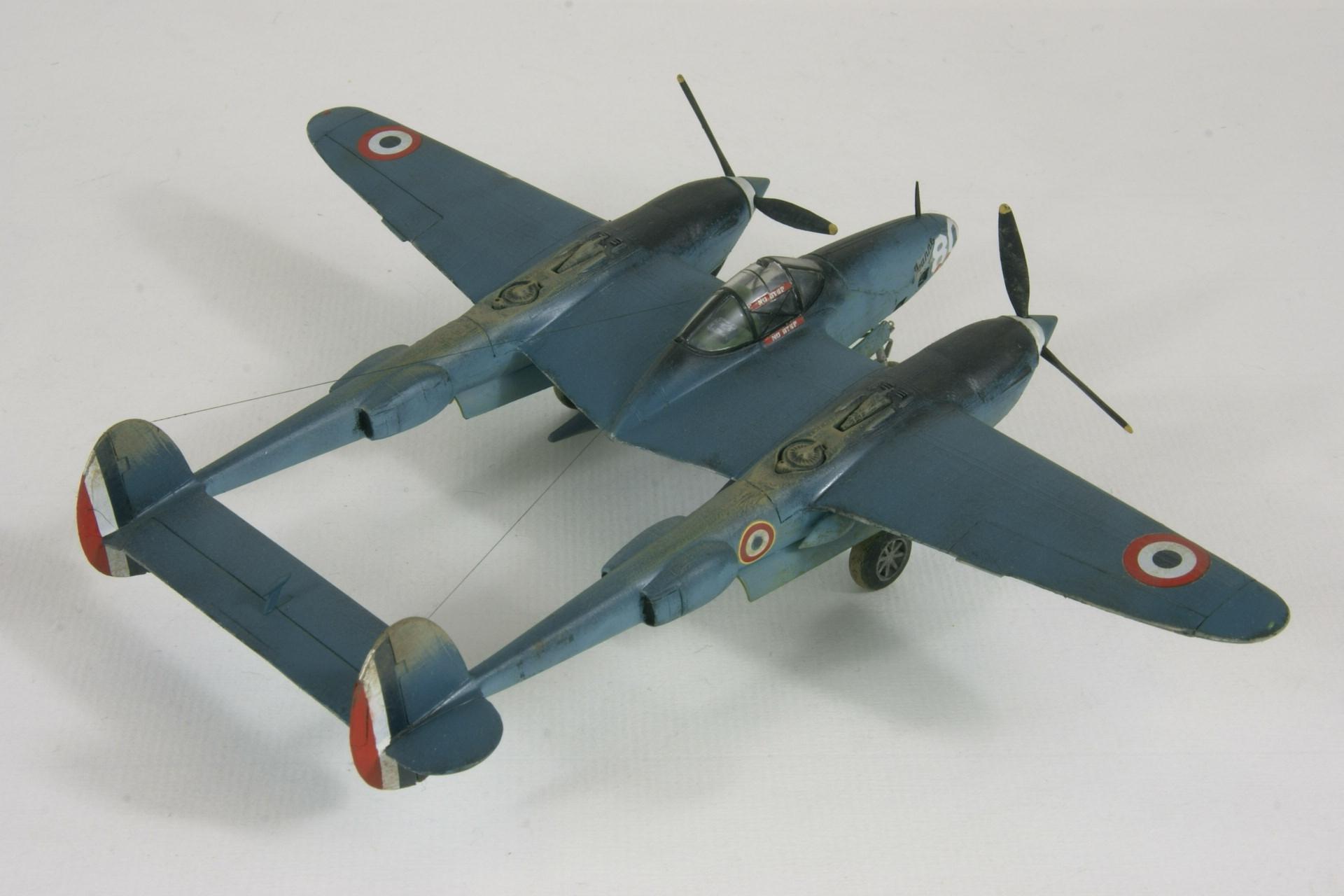 Lockheed f 5a 3 2