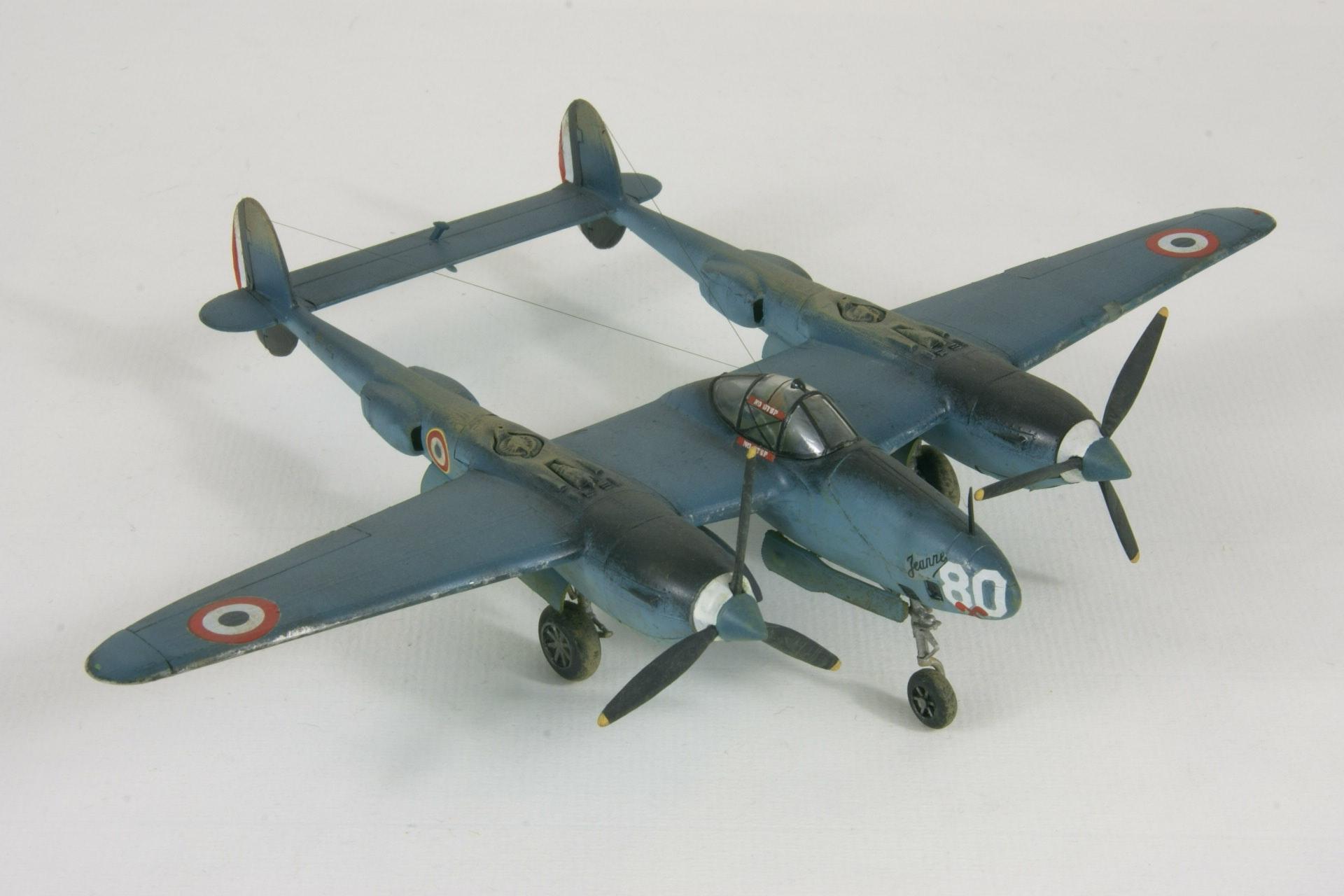 Lockheed f 5a 4 2