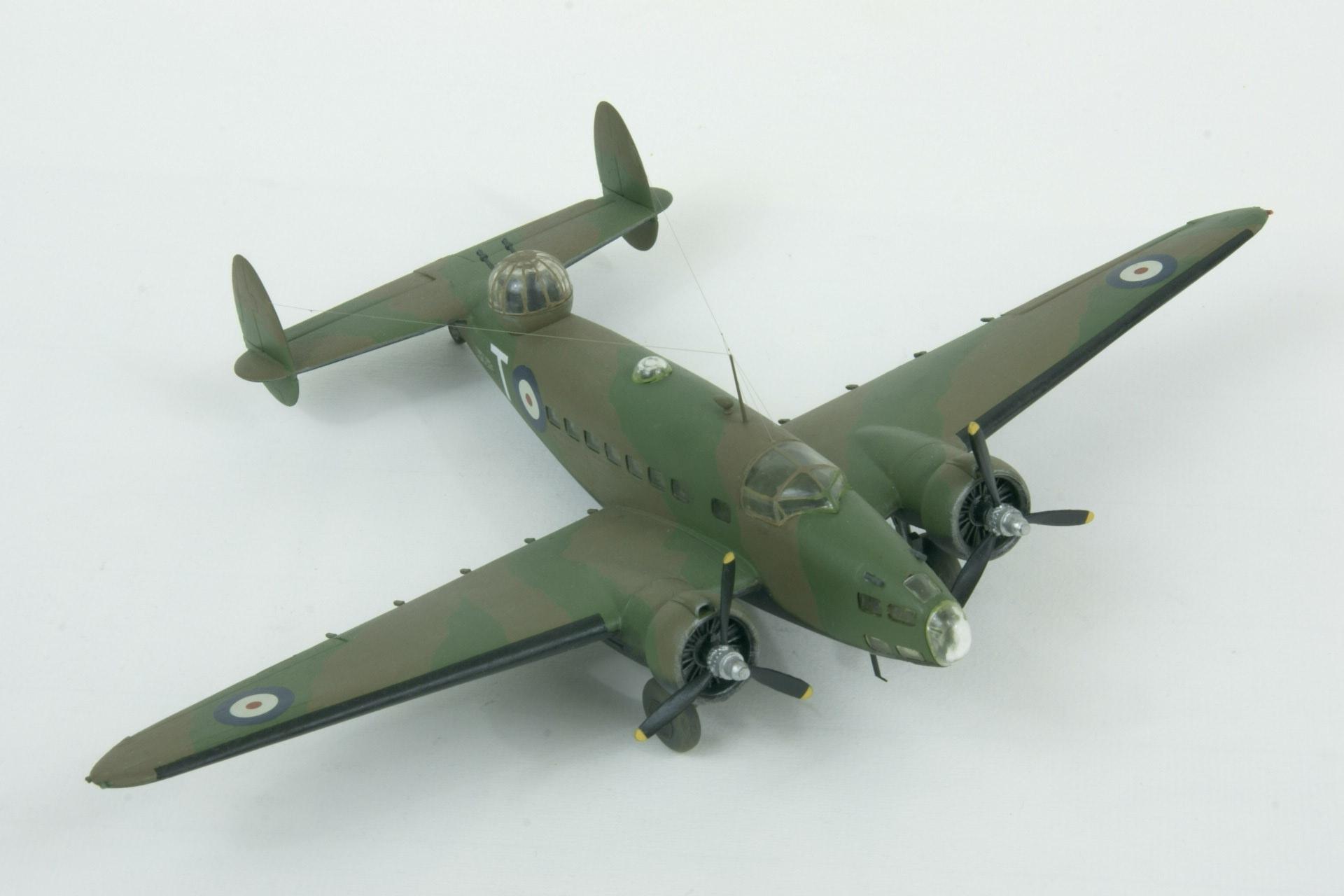Lockheed hudson 9