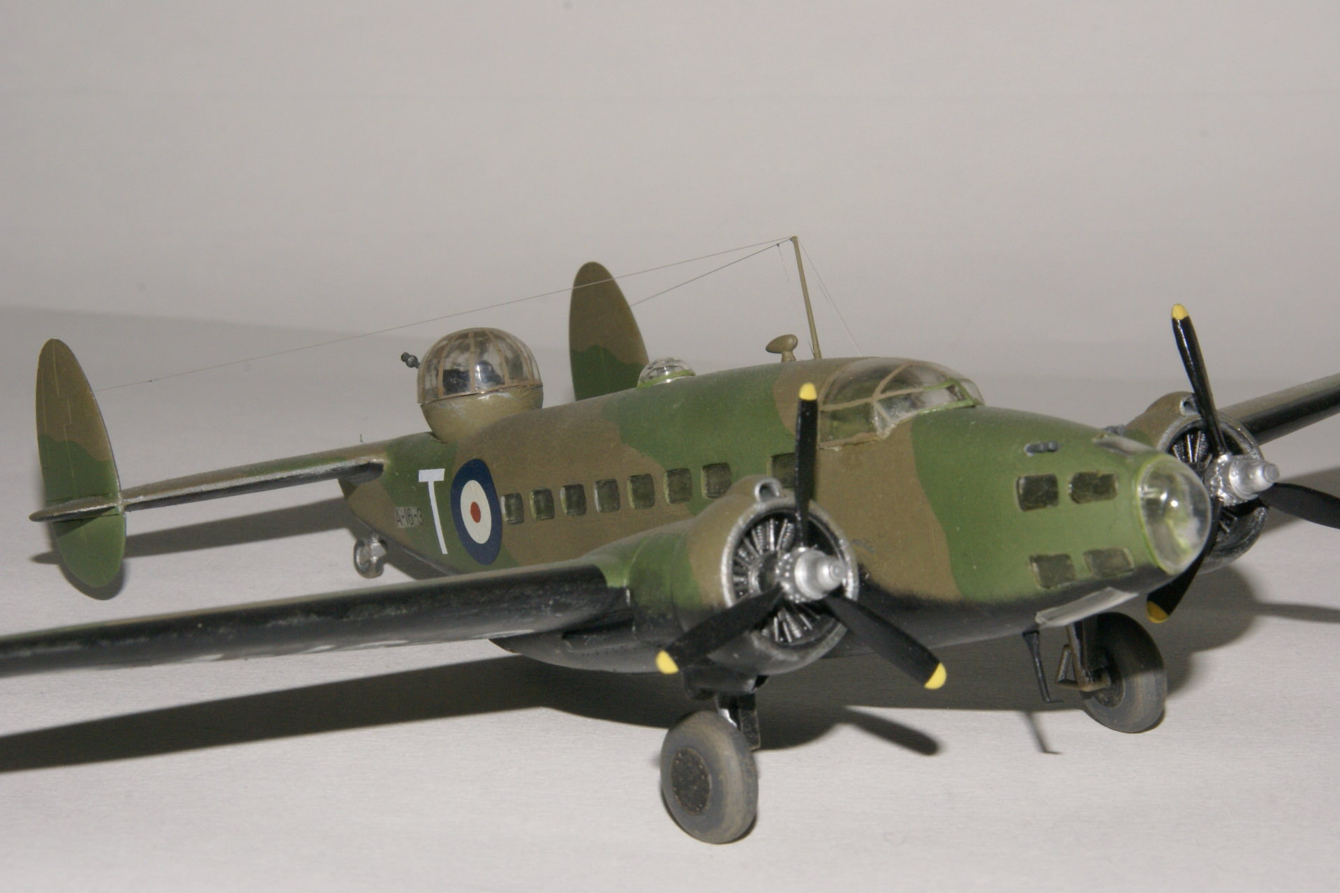 Lockheed hudson i 5