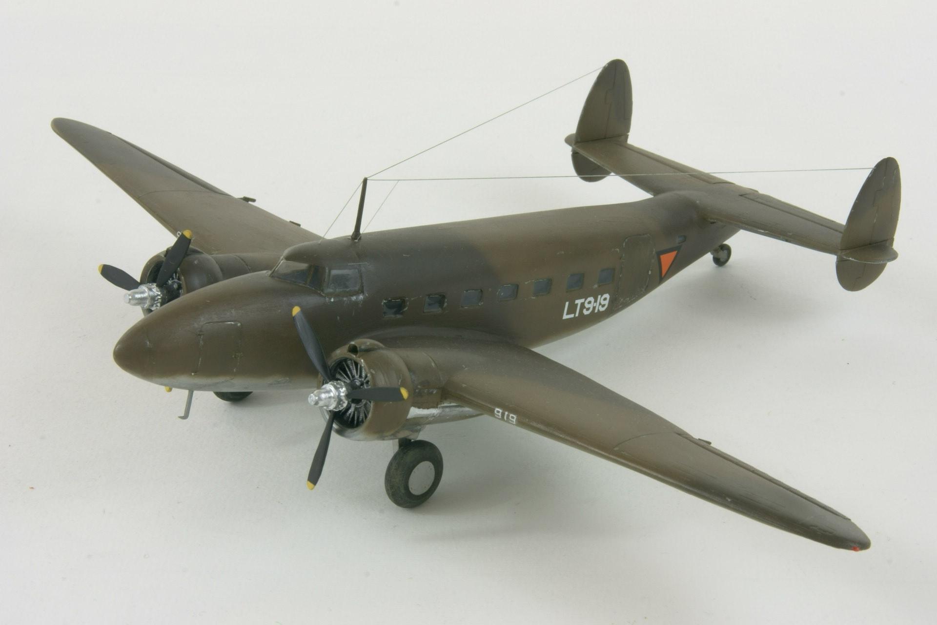 Lockheed lodestar 1 2