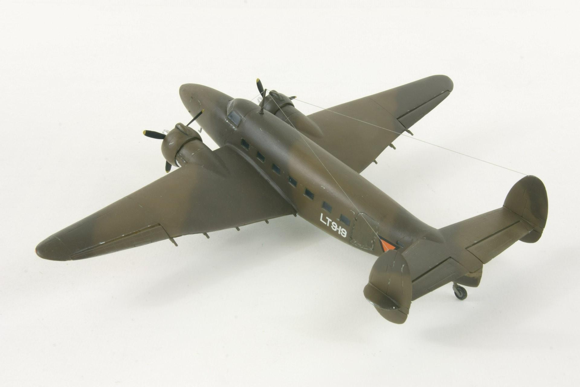 Lockheed lodestar 2 2