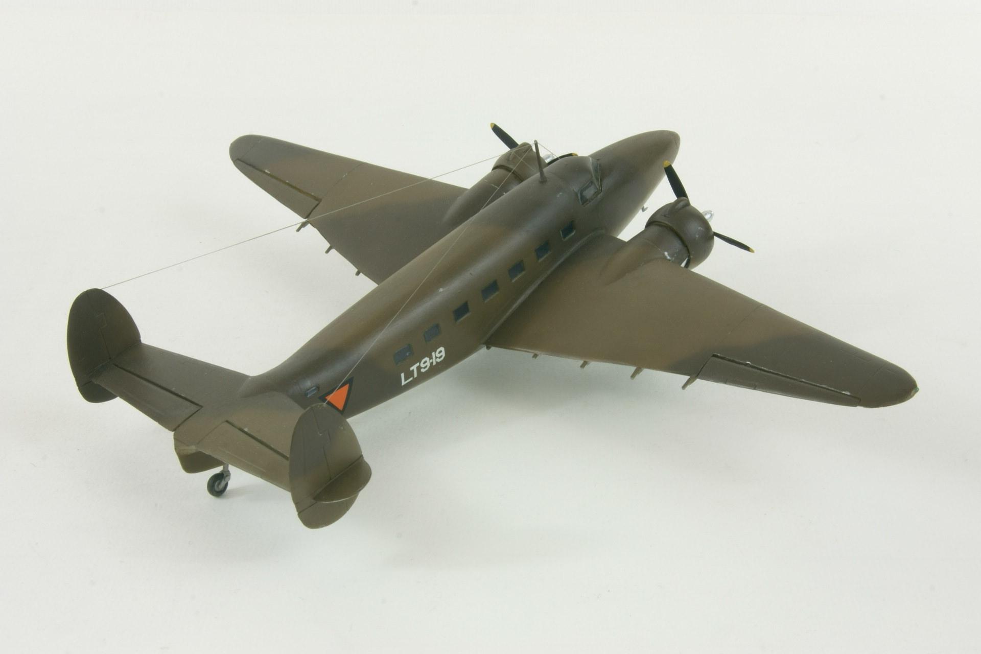 Lockheed lodestar 3 2