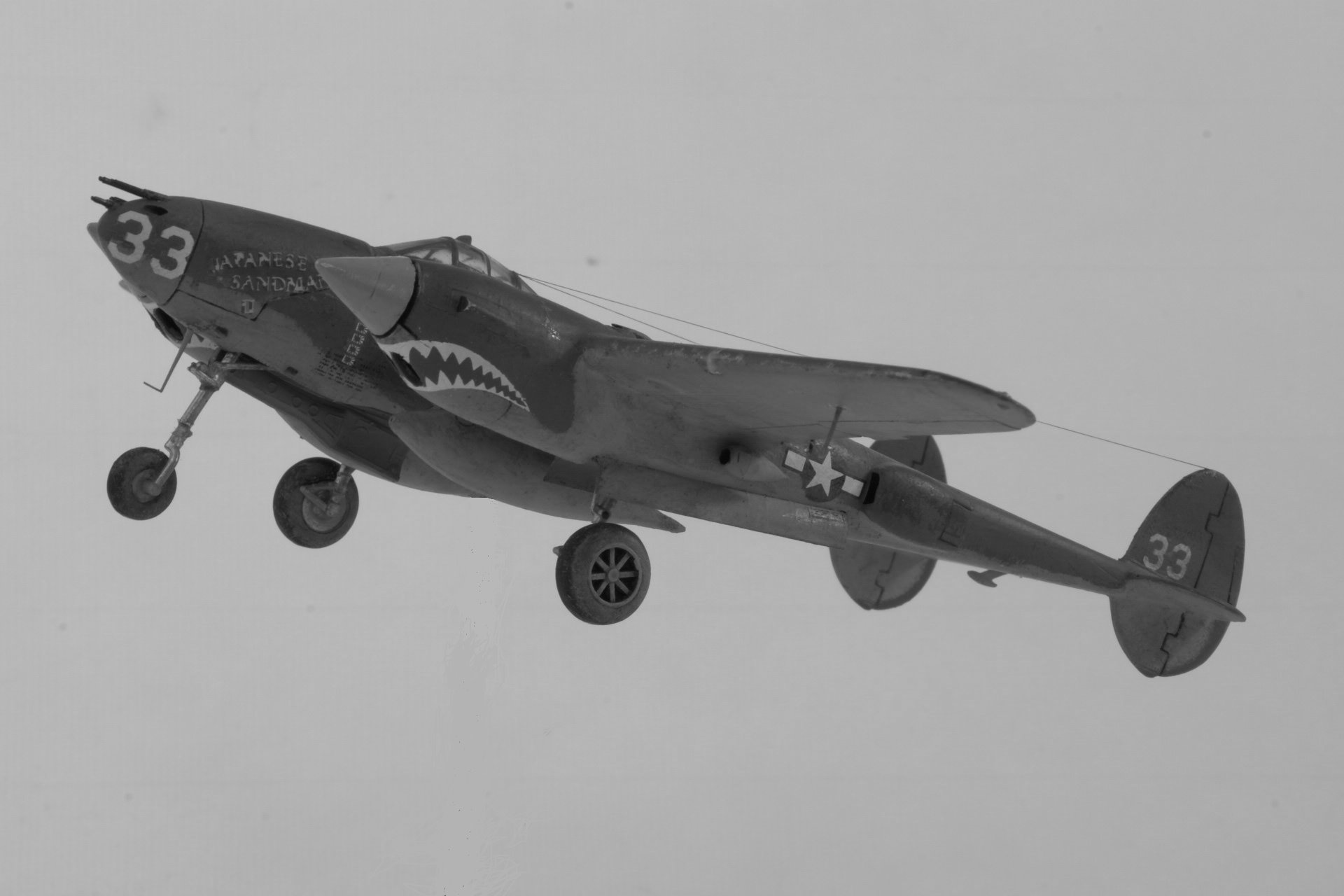 Lockheed p 38h lightning 5 nb