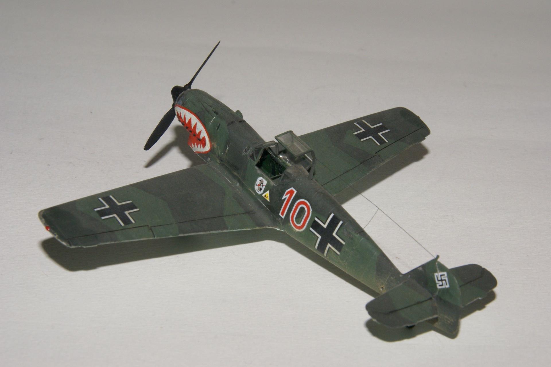 Messerschmitt 109c 1 2