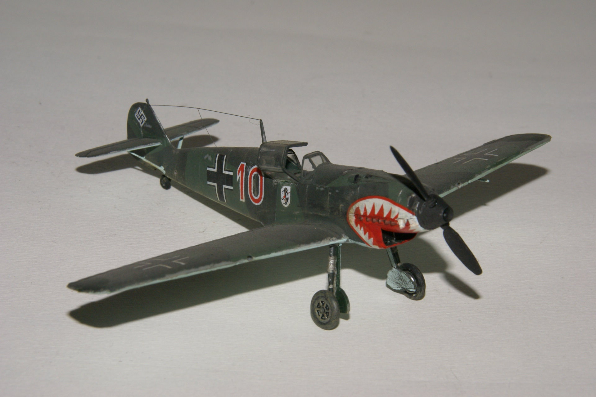 Messerschmitt 109c 1 4