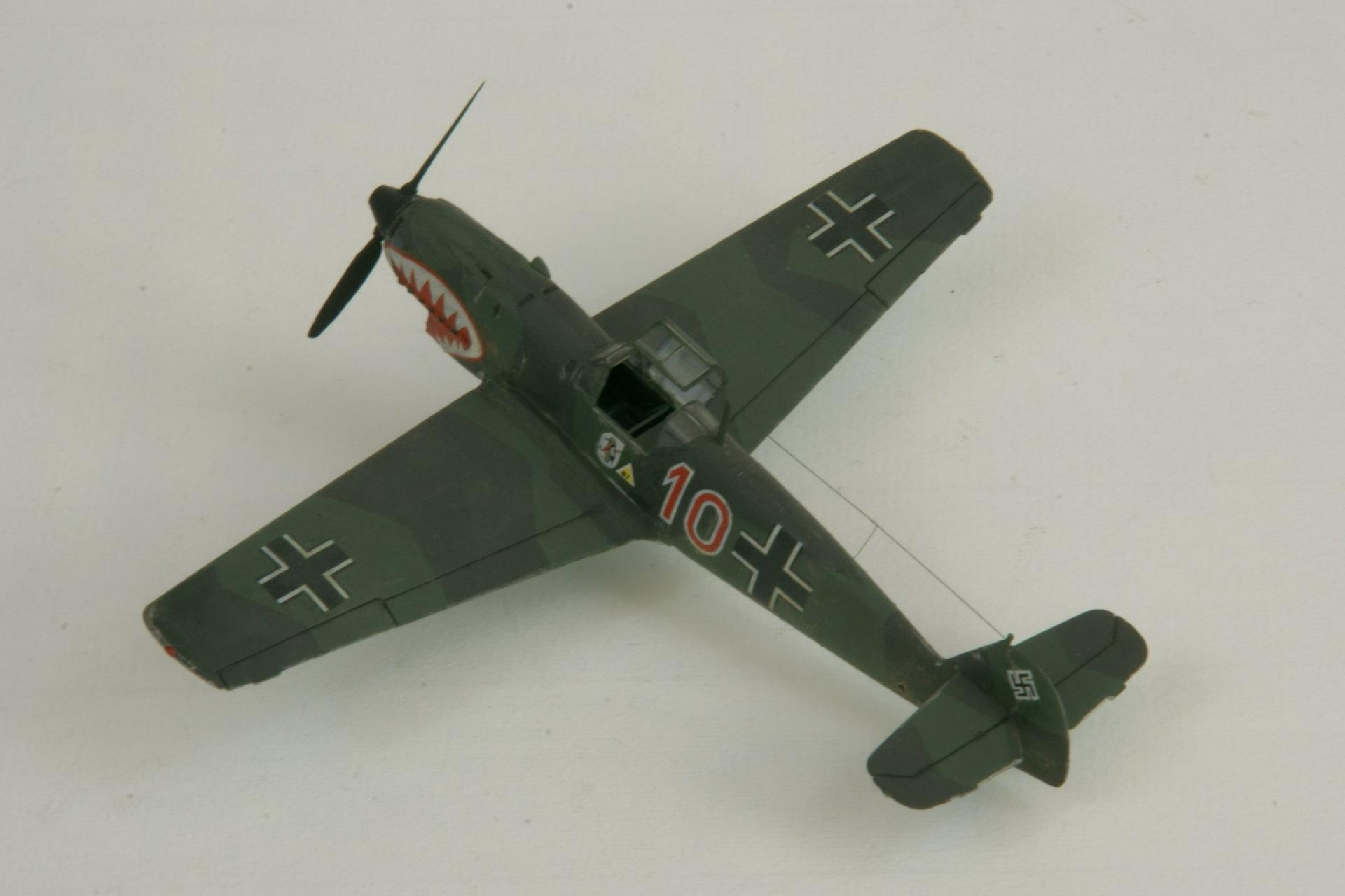 Messerschmitt 109c 1 5