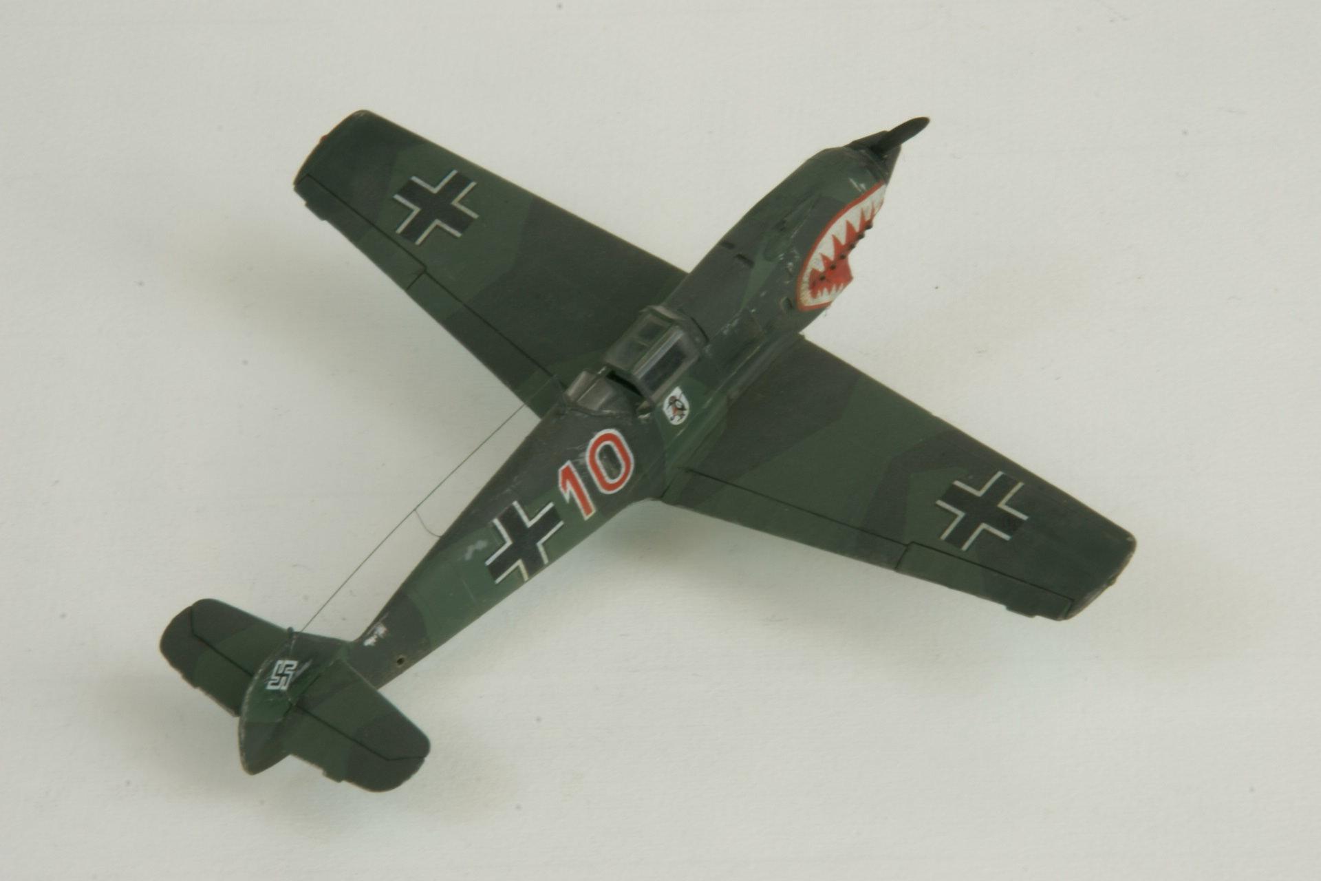 Messerschmitt 109c 1 6