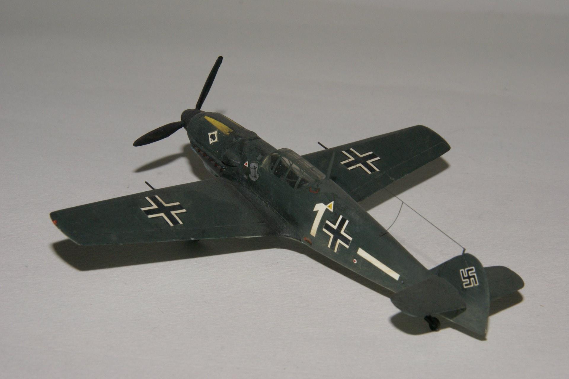 Messerschmitt 109e 1 2