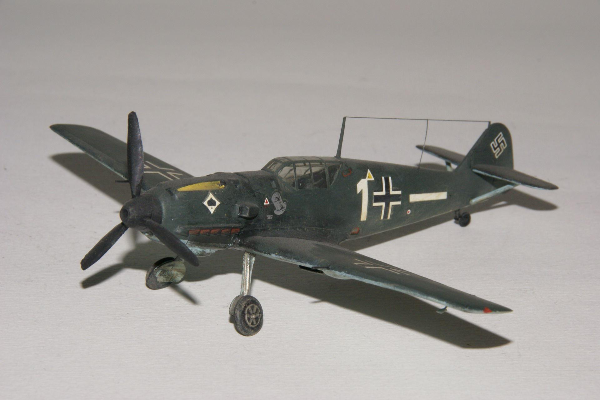 Messerschmitt 109e 1