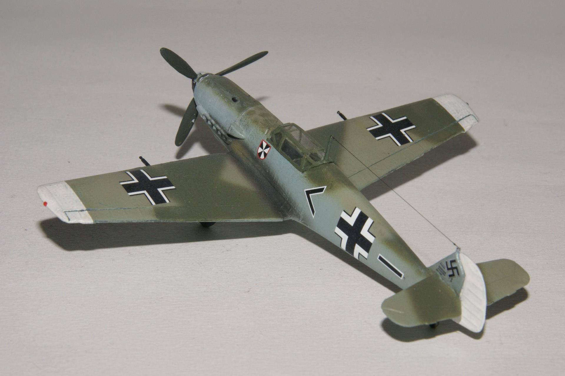 Messerschmitt 109e 4 2