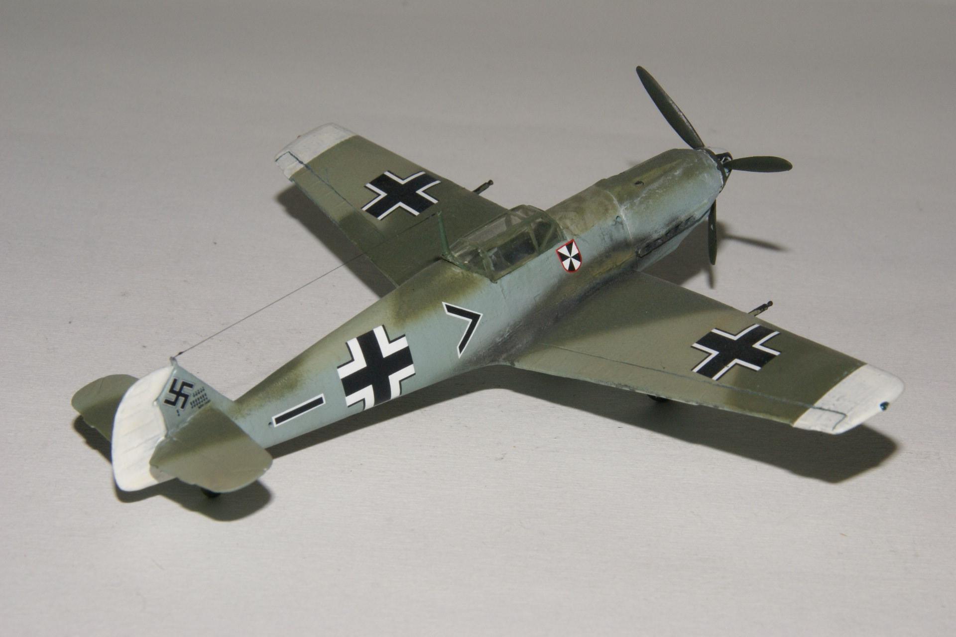 Messerschmitt 109e 4 3