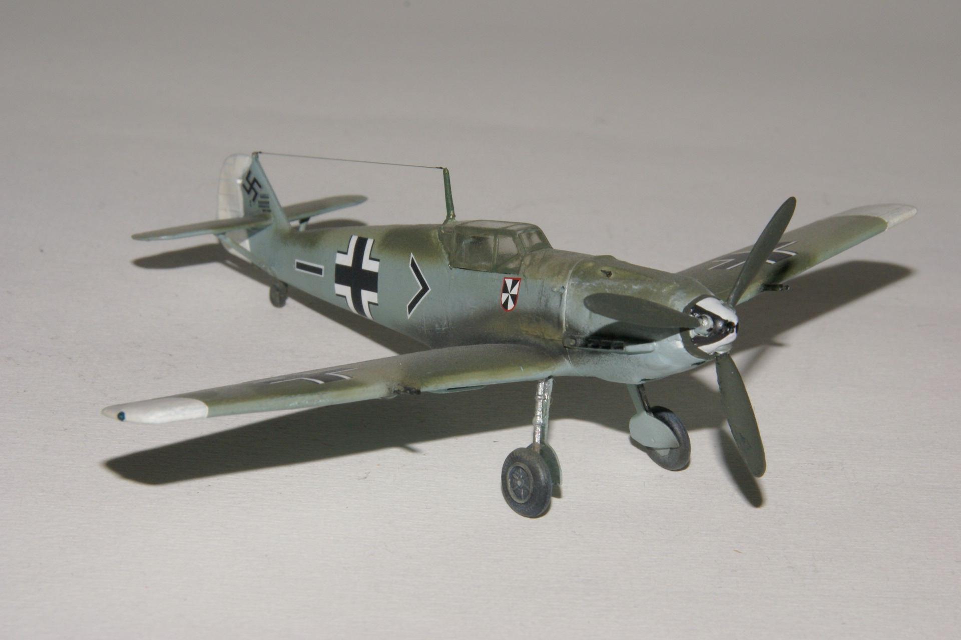 Messerschmitt 109e 4 4