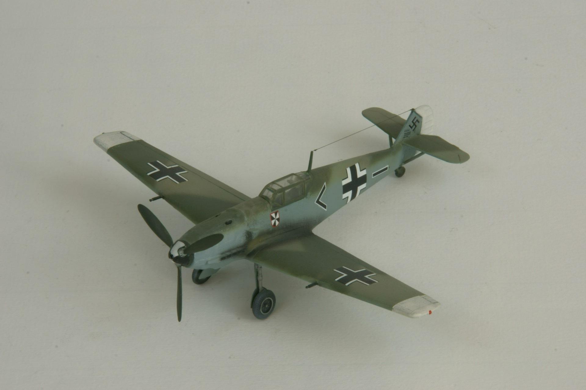 Messerschmitt 109e 4 5