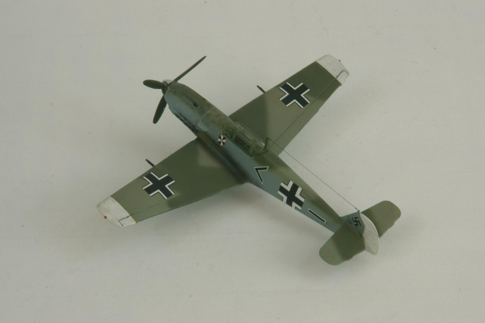 Messerschmitt 109e 4 6