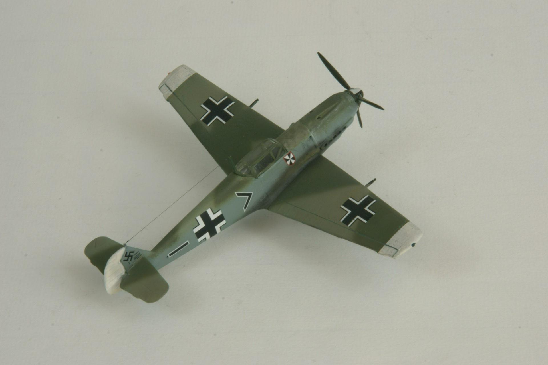 Messerschmitt 109e 4 7