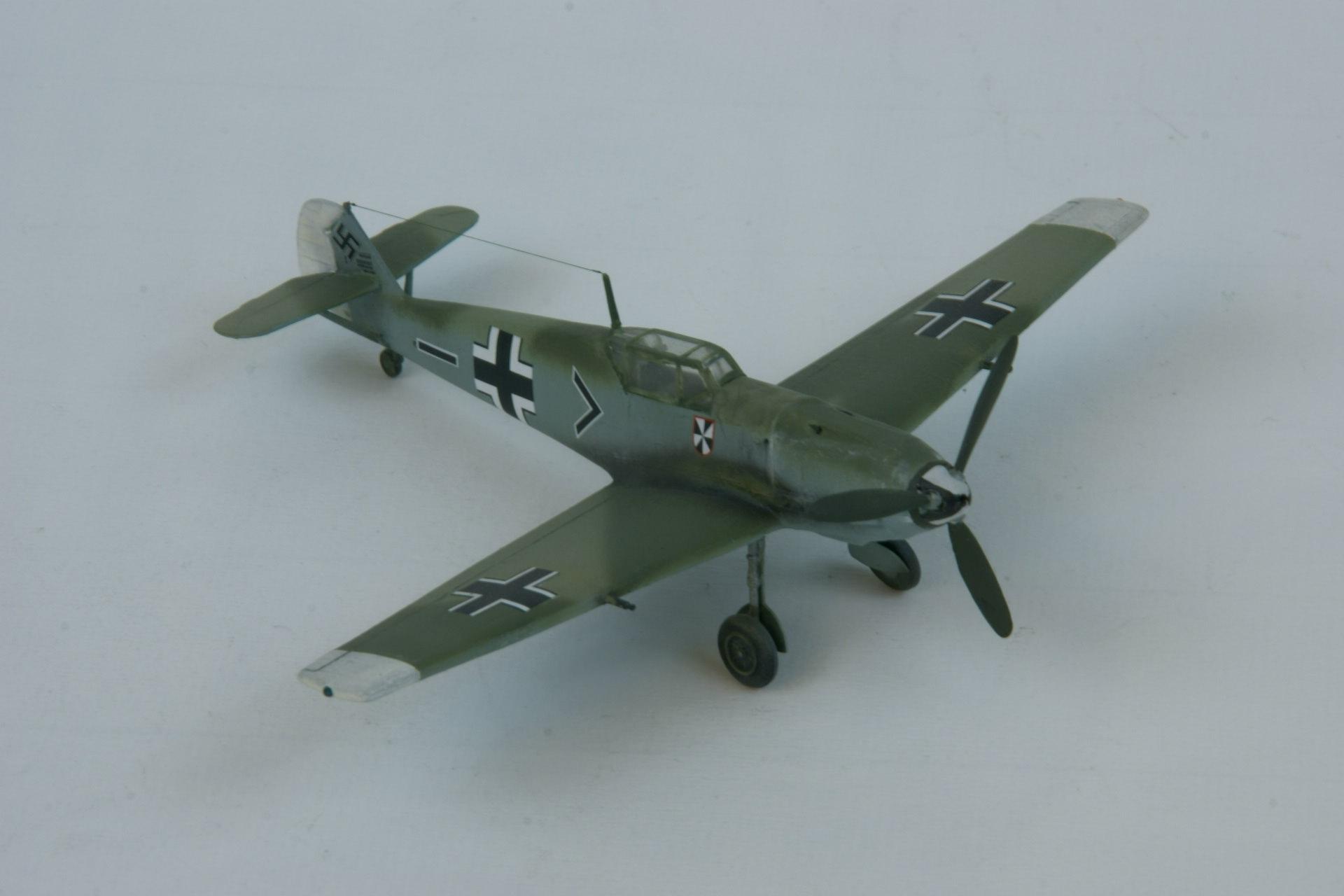 Messerschmitt 109e 4 8