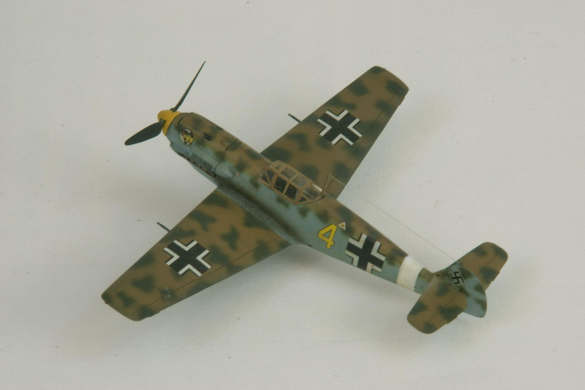 Messerschmitt 109e 4 trop 2