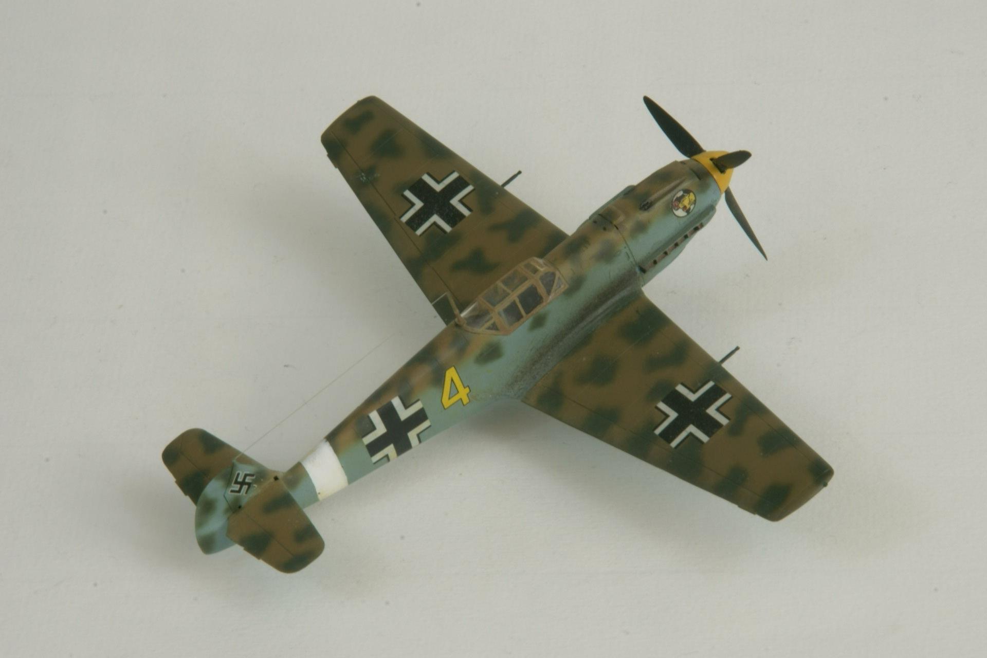 Messerschmitt 109e 4 trop 3