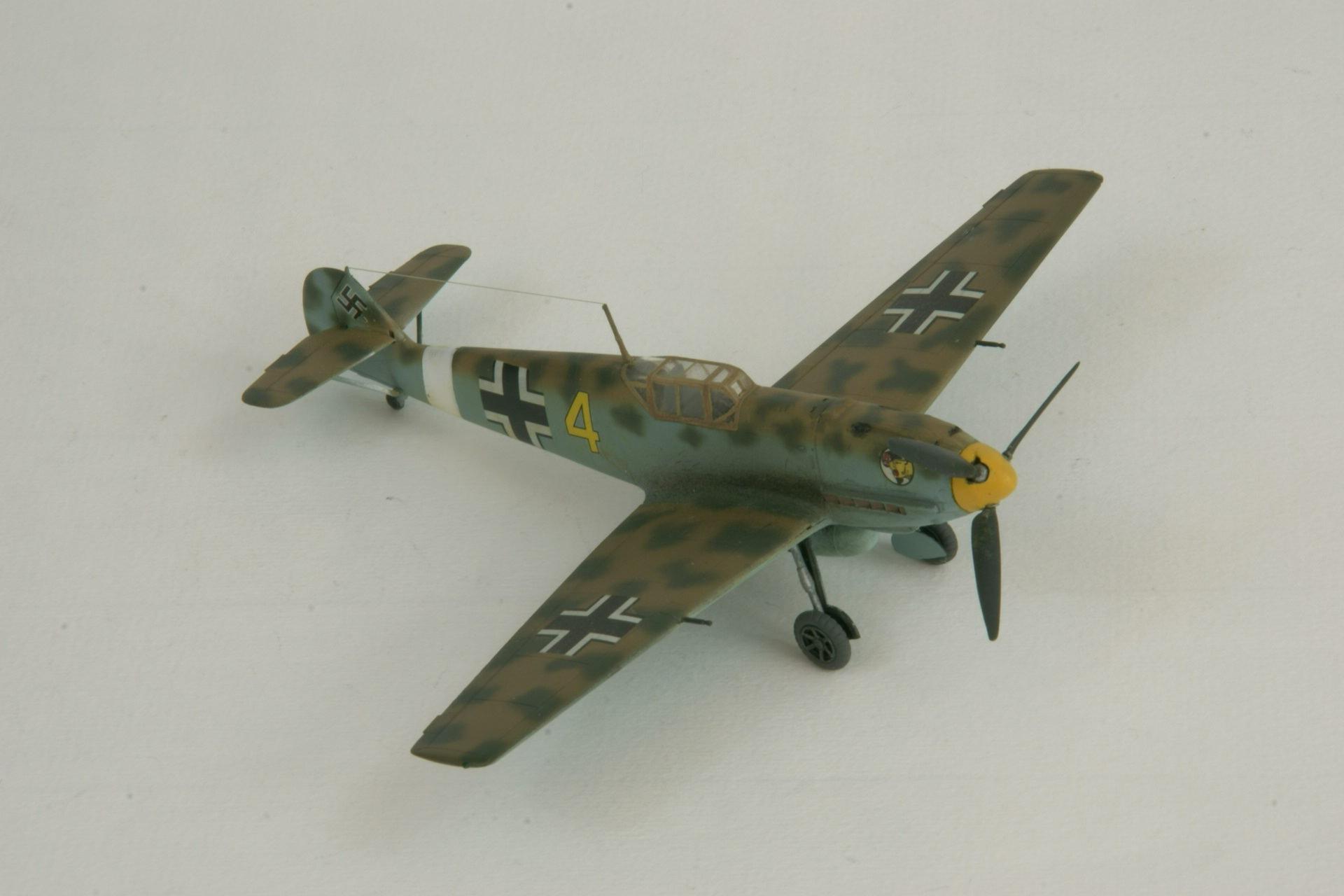 Messerschmitt 109e 4 trop 4
